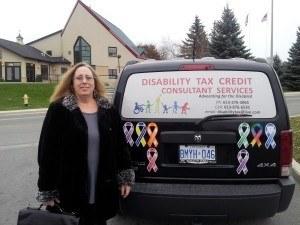 Monique Brooks - Disability Consultant
